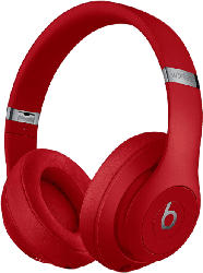 Bluetooth Kopfhörer Studio3 Wireless mit Adaptive Noise-Cancelling (Pure ANC), rot