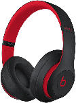 Saturn Bluetooth Kopfhörer Studio3 Wireless mit Adaptive Noise-Cancelling (Pure ANC), schwarz/rot