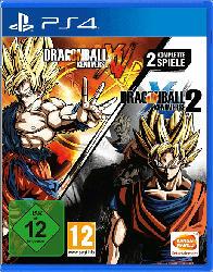 Dragon Ball Xenoverse 1 + Xenoverse 2
