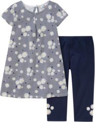 Mädchen Kleid mit Capri-Leggings