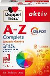 dm-drogerie markt Doppelherz A-Z Depot Tabletten 40 St.