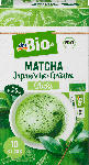 dm-drogerie markt dmBio Grüner Tee, Matcha Sticks, japanischer Grüntee (10x2g)