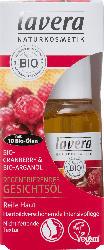 Lavera Gesichtsöl Cranberry regenerierend