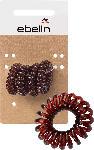 dm-drogerie markt ebelin Haargummis Spirale mini Braun