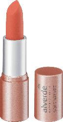 alverde NATURKOSMETIK Lippenstift Soft Velvet Lipstick Nr. 70