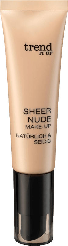 trend IT UP Make-up Sheer Nude 000