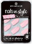 dm-drogerie markt essence cosmetics Künstliche Fingernägel nails in style get your nudes on 08