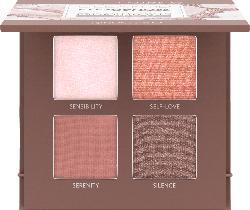 Catrice Lidschattenpalette Clean ID Eyeshadow Palette Clean Transparency 010