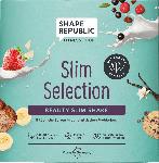 dm-drogerie markt Shape Republic Mahlzeitenersatz Slim Selection, fünf Probiepackungen (5 x 30g)