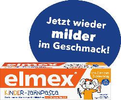 elmex Zahnpasta Kinder, 2 bis 6 Jahre