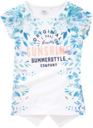 Mädchen T-Shirt mit floralem Print