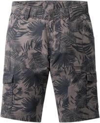 Jungen Shorts mit Palmen-Print