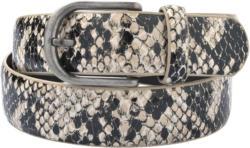 Damen Gürtel in Schlangen-Optik (Nur online)