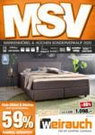 Möbel Weirauch GmbH Markenmöbel & -küchen Sonderverkauf 2020 - bis 16.06.2020