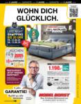 Möbel Borst Wohn dich glücklich! - bis 13.06.2020