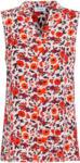 Ernsting's family Damen Blusentop mit floralem Print