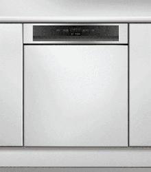 Geschirrspüler Edelstahl RBC 3C24 X (teilintegrierbar, 598 mm breit, 44 dB (A), A++)