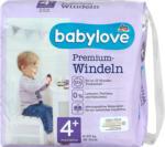 dm babylove Premium-Windeln Gr. 4+ maxiplus (9-20 kg)