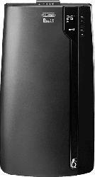 Mobiles Klimagerät PAC EX120 Pinguino Silent, Schwarz