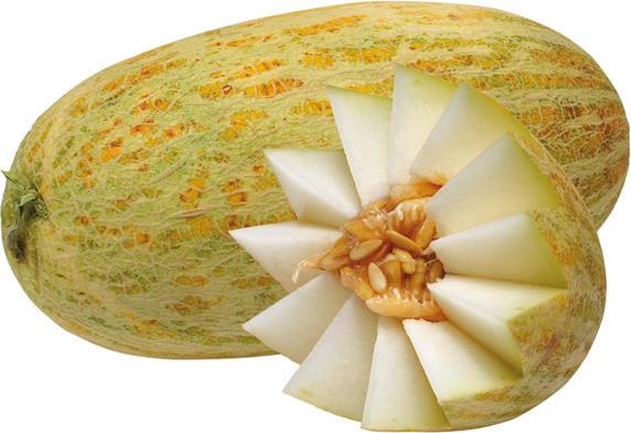 Melonen - Usbekische Honigmelonen