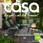 CASA Los geht's mit dem Sommer! - au 28.06.2020
