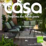 CASA Profitons des beaux jours - au 28.06.2020