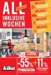 kika kika - All inclusive Wochen - bis 14.06.2020
