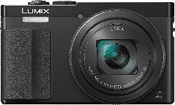 LUMIX Digitalkamera DMC-TZ71, schwarz