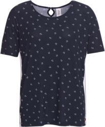 Damen T-Shirt mit Minimal-Print