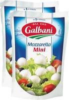 Mozzarella mini Galbani