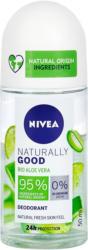 Nivea Naturally Good Deo Roll-On Bio Aloe Vera
