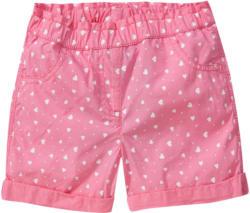 Mädchen Shorts mit Herz-Allover