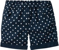 Mädchen Shorts mit Punkte-Allover