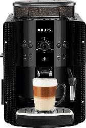 Kaffeevollautomat EA 8108, schwarz
