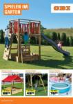 OBI Spielen im Garten! - bis 18.06.2020