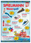 Spielmann Wasserspaß! - bis 20.06.2020