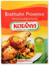 Kotányi Brathuhn Provence Gewürzzubereitung