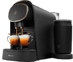 Kaffeemaschine L´OR LM8018/90 Barista Premium, Grau