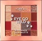 dm-drogerie markt L'ORÉAL PARIS Lidschatten-Palette Eye Go Wild