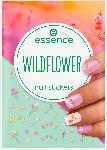 dm-drogerie markt essence cosmetics Nagelsticker WILDFLOWER nail stickers