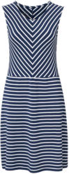 Damen Kleid mit Streifenmuster