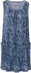 Damen Kleid in Crash-Optik (Nur online)