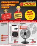 POCO Monatsprospekt Ventilatoren - bis 09.07.2020