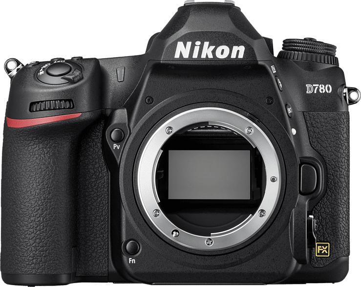 Spiegelreflexkamera D780 Gehäuse, schwarz (VBA560AE)