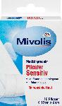 dm-drogerie markt Mivolis Pflaster Sensitiv 10 cm x 6 cm