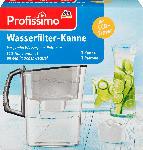 dm-drogerie markt Profissimo Wasserfilter Kanne + 1x Patrone