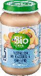 dm-drogerie markt dmBio Babymenü Pastinaken mit Kartoffeln und Rind ab dem 5. Monat, Demeter