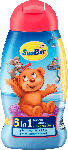 dm-drogerie markt SauBär Dusche+Shampoo+Spülung 3in1 Erdbeer-Shake