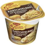 real Maggi 5 Minuten Terrine oder Saucy Noodles versch. Sorten,  jeder Becher - bis 08.08.2020