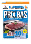 E. Leclerc PRIX BAS - au 21.06.2020